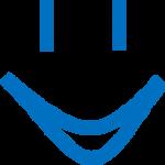 CityQuest Smiley blue