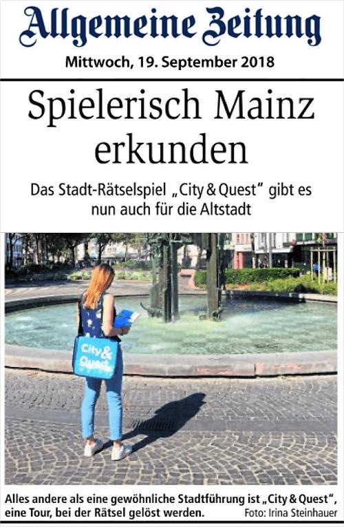 cityquest-mainz-altstadt-allgemeine-zeitung-spielerisch-mainz-erkunden